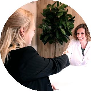 Visita e diagnosi medica clinica tambre