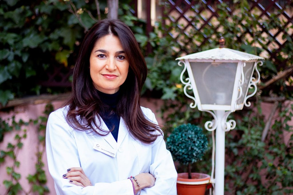 Dra. Silvia Moreno Psicologa